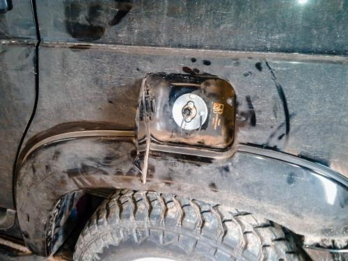 Уаз Патриот газ в заправочник