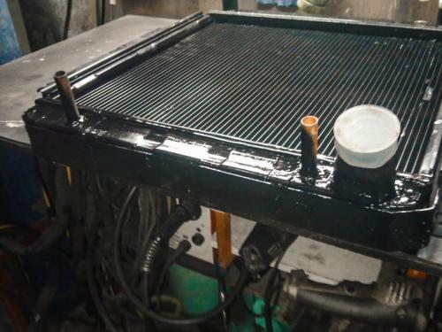 Ремонт радиатора Киа Соренто