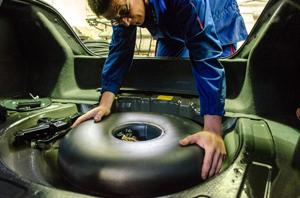 3. Бережная и надежная установка газового оборудования на автомобиль (иномарку, отечественный)